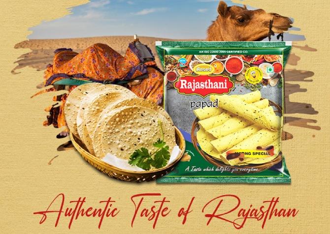 Authentic Taste of Rajasthan